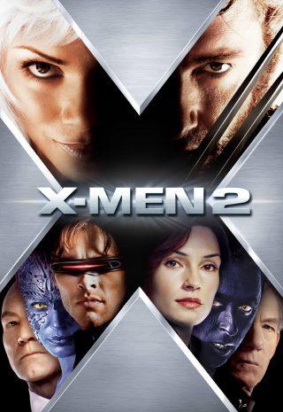 X2 X-Men United 2003