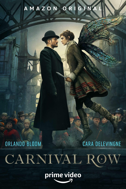 Carnival Row – Season 1 – Official Teaser Trailer