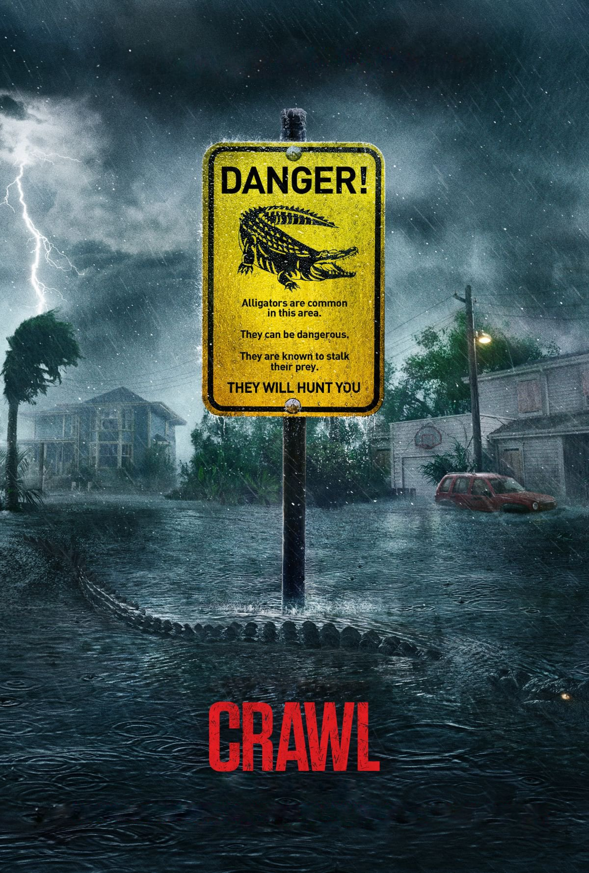 Crawl (2019) Official Trailer #1