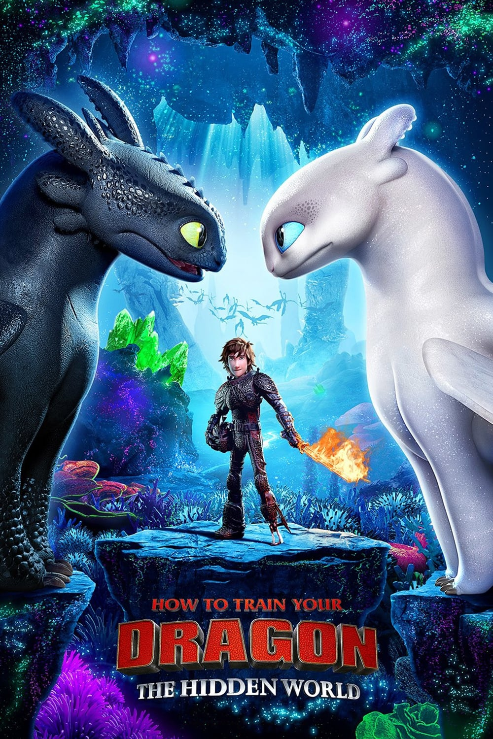 How to Train Your Dragon: The Hidden World (2019) Official Trailer #1