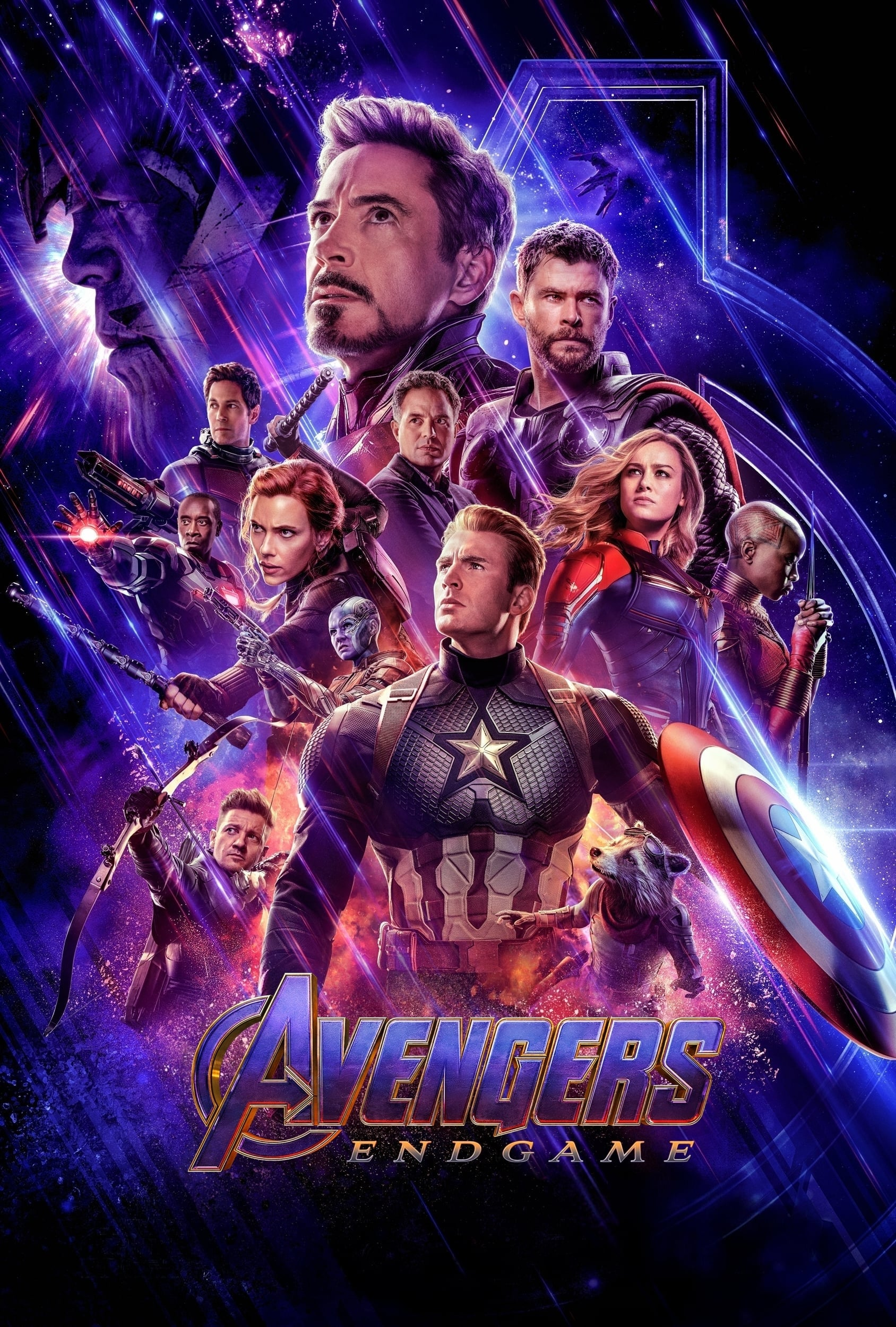 Avengers: Endgame (2019) Official Trailer #1