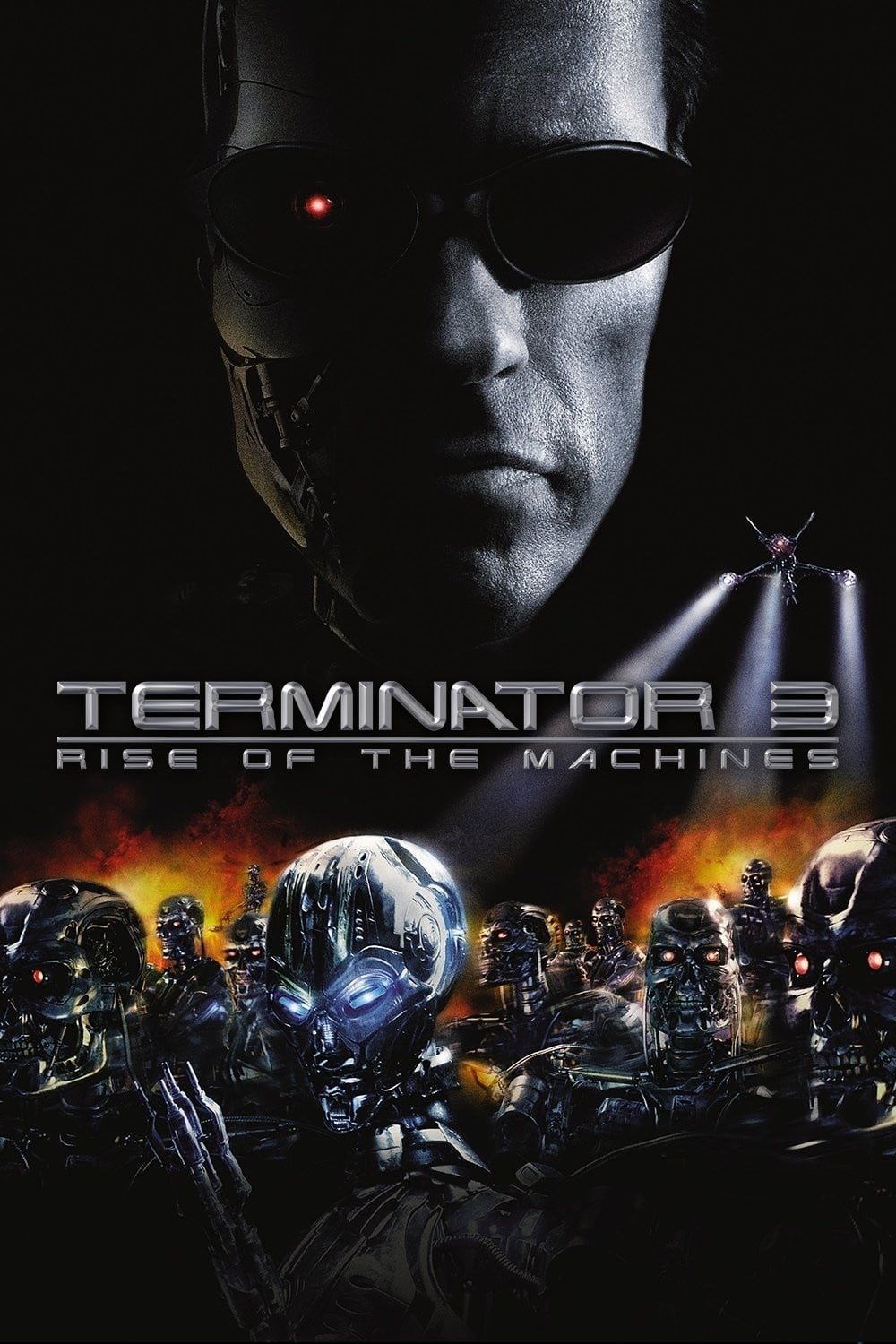 Terminator 3 Rise of the Machines 2003