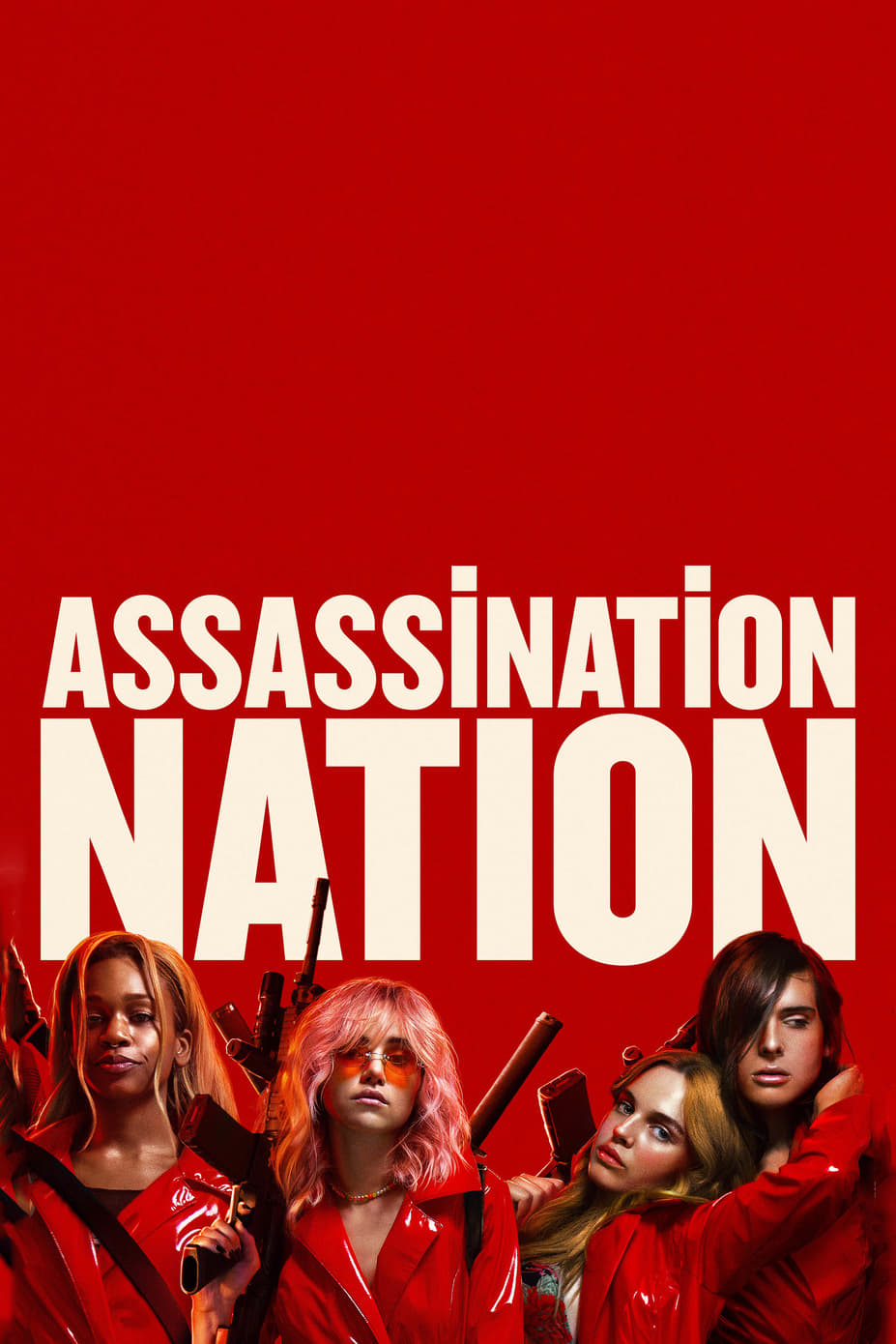 Assassination Nation (2018) Official Trailer #2