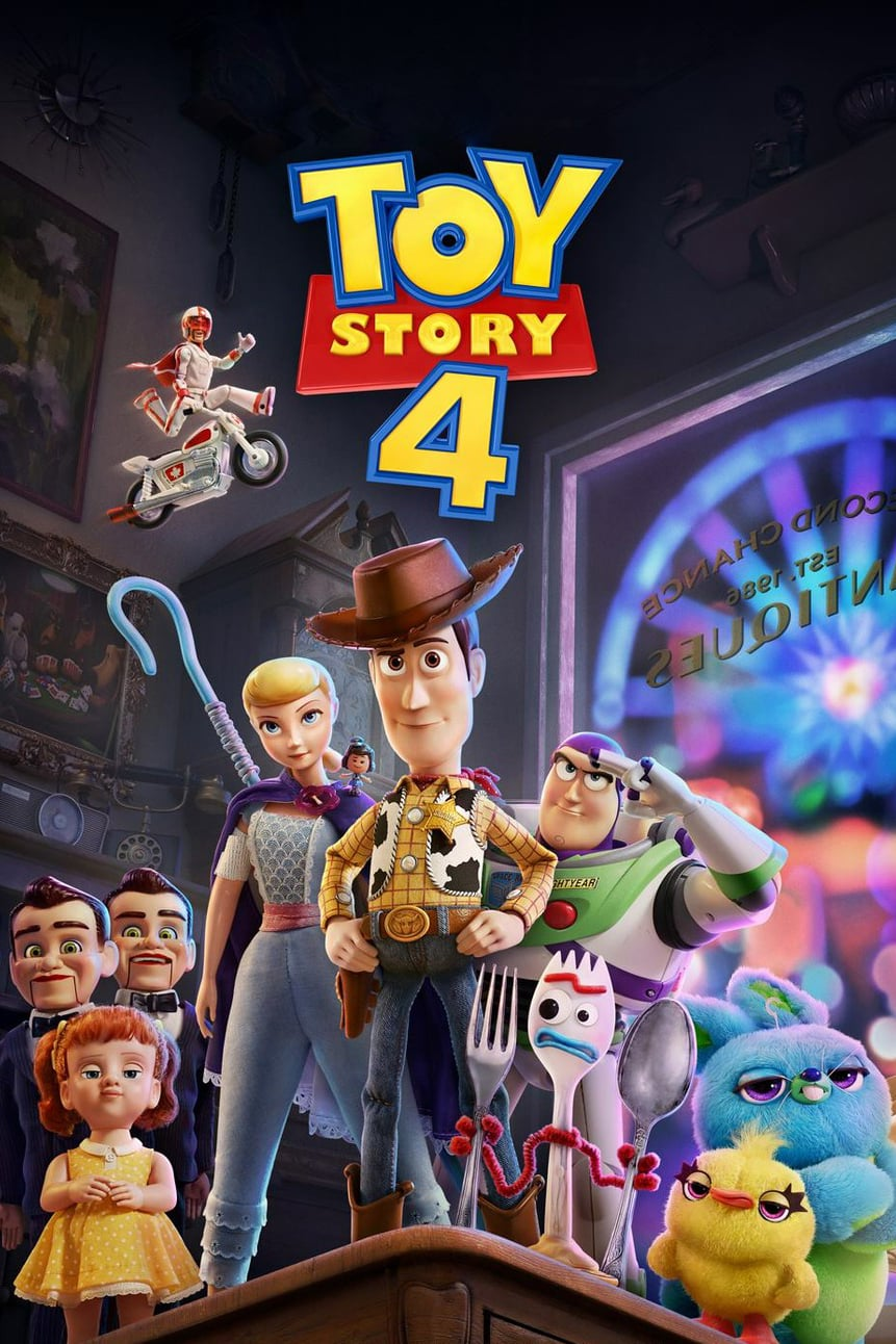 Toy Story 4 (2019) Official Trailer #3
