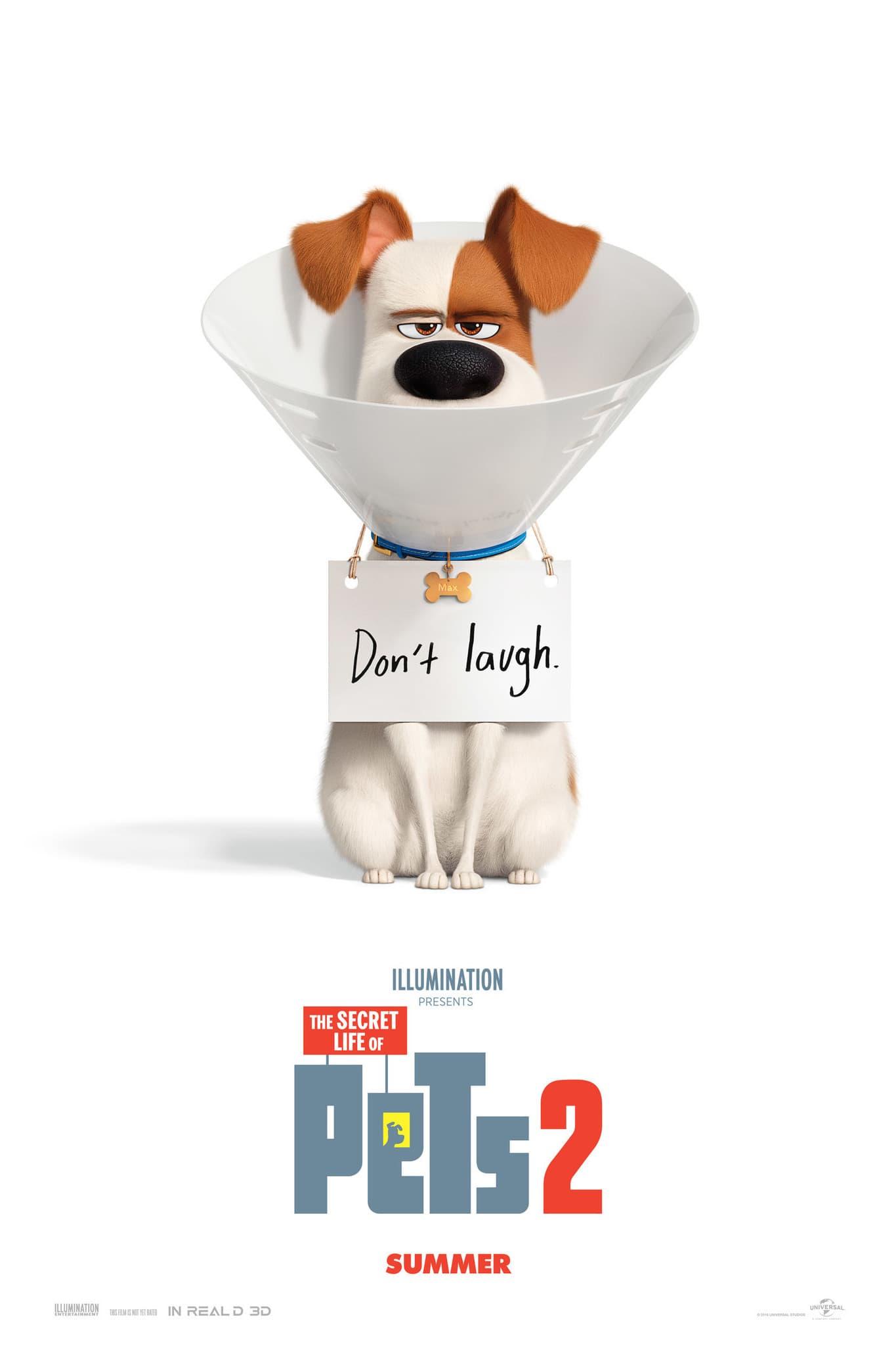 The Secret Life of Pets 2 (2019) Main Trailer