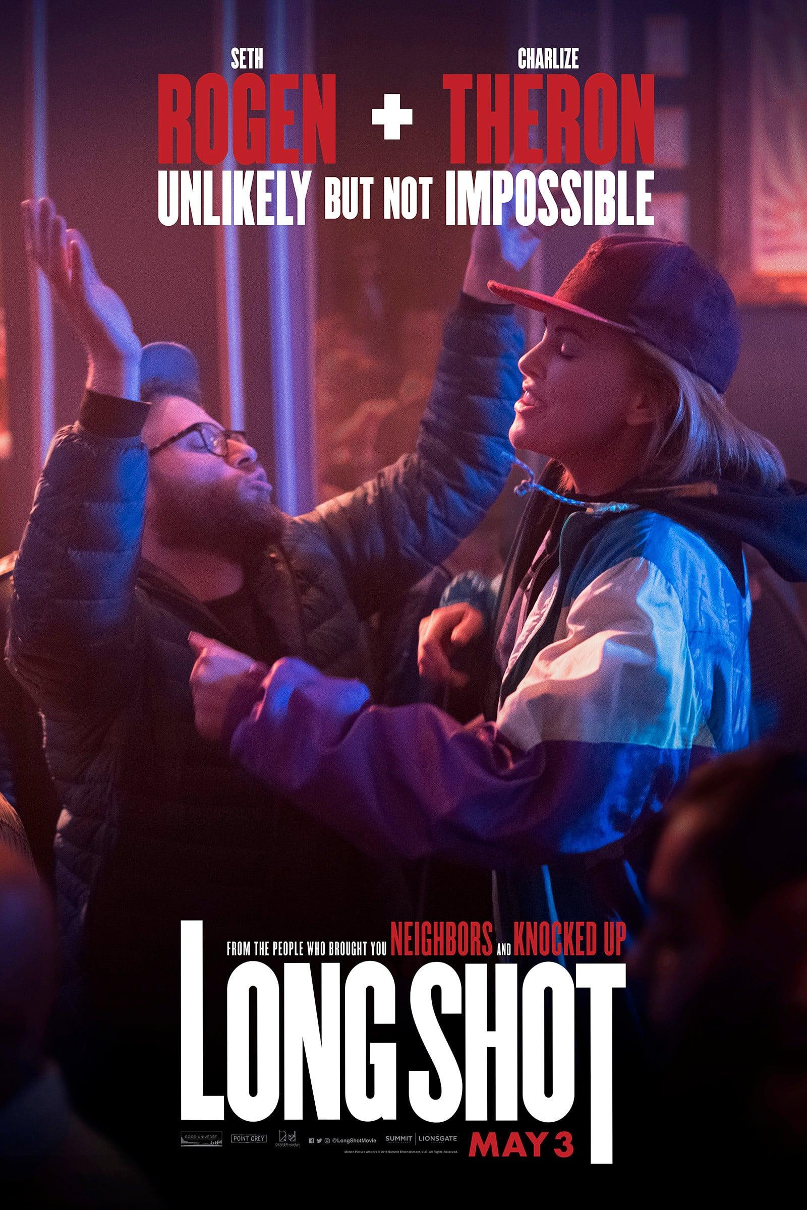 Long Shot (2019) Official Trailer #1